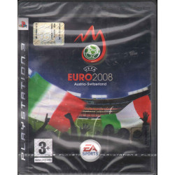 Uefa Euro 2008 Playstation 3 PS3 / Electronic Arts Sigillato 5030947063863