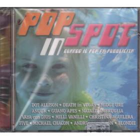 AA.VV. CD Pop in Spot / BMG Ricordi Sigillato 0743217586829