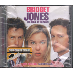 AA.VV. CD Bridget Jones The Edge Of Reason OST Soundtrack / Island ‎Sigillato
