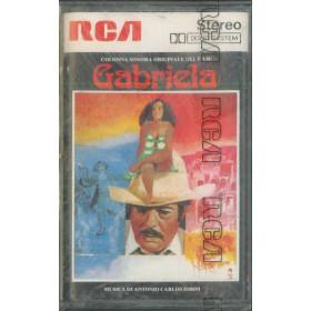 Antonio Carlos Jobim MC7 Gabriela OST / BK 70059 Sigillata