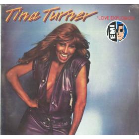 Tina Turner Lp Vinile Love Explosion / EMI 54 7952121 Sigillato 0077779521210