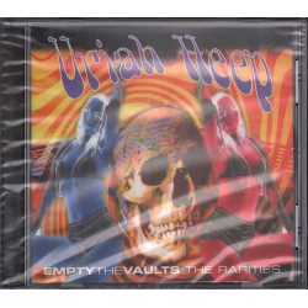 Uriah Heep CD Empty The Vaults The Rarities / Sanctuary Sigillato 5050159123728