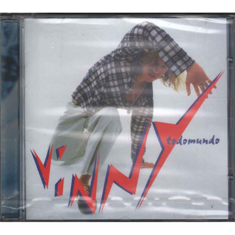 Vinny  CD Todomundo (Todo Mundo) Nuovo Sigillato 0602577720628