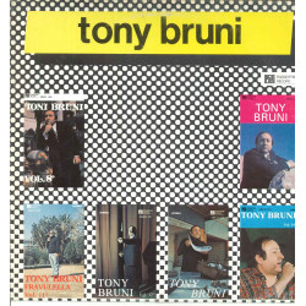 Tony Bruni Lp Vinile Tony Bruni Vol 23 / Phonotype Nuovo