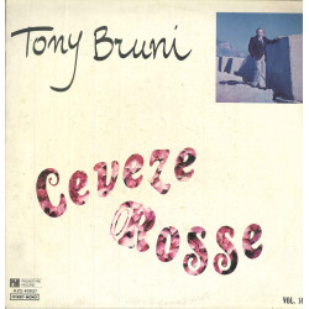 Tony Bruni Lp Vinile  Ceveze Rosse Vol 14 / Phonotype AZQ 40037 Nuovo