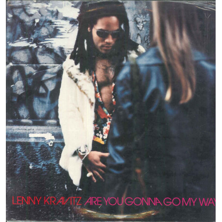 Lenny Kravitz Lp Vinile Are You Gonna Go My Way / Virgin ‎VUSLP 60 Sigillato