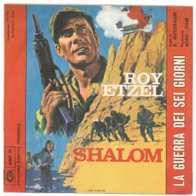 "Roy Etzel Vinile 7"" 45 giri Helga / Shalom - AMP 51 Nuovo"
