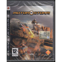 Motorstorm / Sony Videogioco Playstation 3 PS3 Sigillato 0711719685982