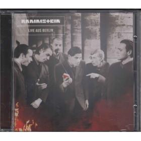 Rammstein CD Live Aus Berlin / Universal Music Sigillato 0731454759021
