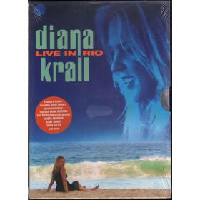 Diana Krall DVD Live In Rio / Eagle Vision EREDV739 Sigillato 5034504973978