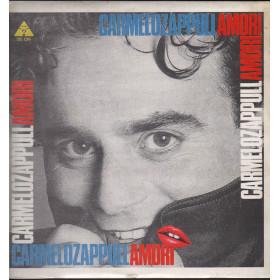 Carmelo Zappulla Lp Vinile Amori / Studio 7 STL 1295 Sigillato