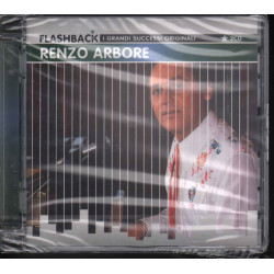 Renzo Arbore 2 CD I Grandi Successi Flashback New / Ricordi Sigillato