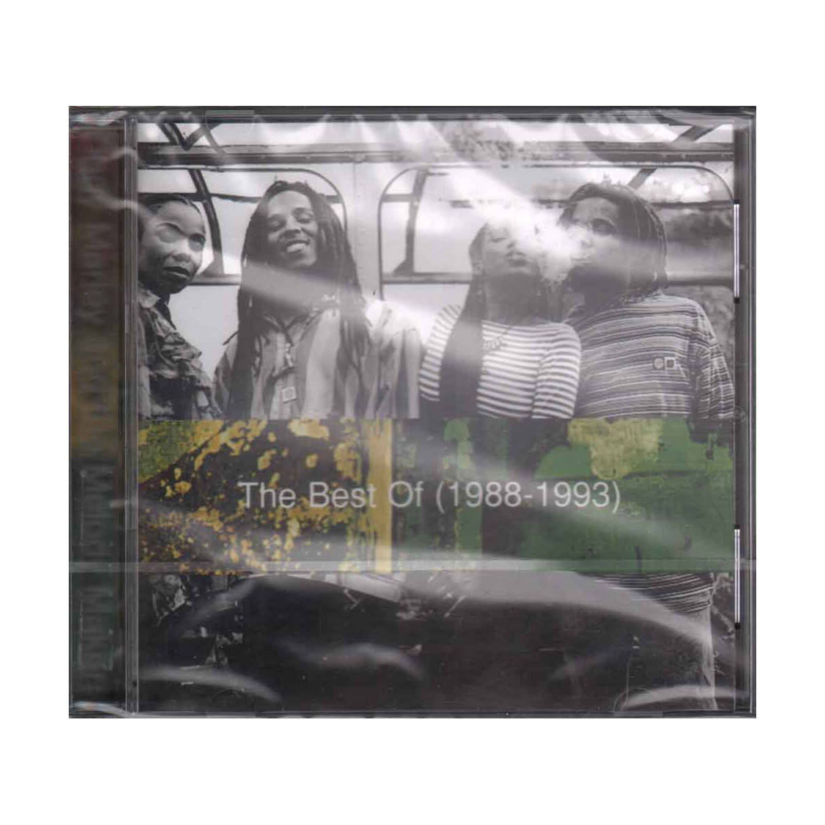 Ziggy Marley And The Melody Makers CD The Best Of (1988-1993) Sig 0724384409821
