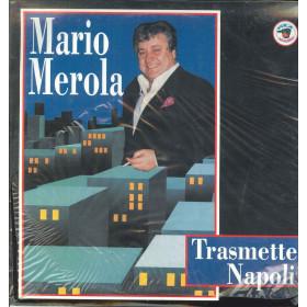Mario Merola Lp Vinile Trasmette Napoli / Mea Sound VLP 682 Sigillato