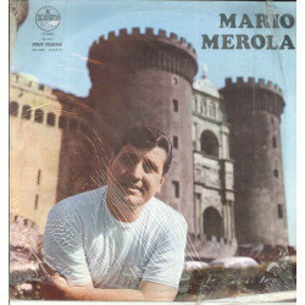 Mario Merola Lp Vinile Omonimo Same / Zeus BS 3022 Serie Vesuvio Nuovo