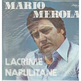 Mario Merola Lp Vinile Lacrime Napulitane / Arpa Record LP 751 Nuovo