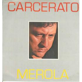 Mario Merola Lp Vinile Carcerato / Storm ZSLTM 55474 Nuovo