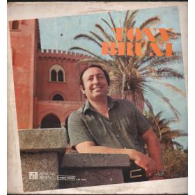 Tony Bruni Lp Vinile Omonimo Same / Phonotype AZQ 40019 Nuovo