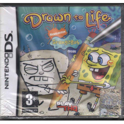 Drawn To Life Spongebob Squarepants Nintendo DS NDS Sigillato 4005209107754