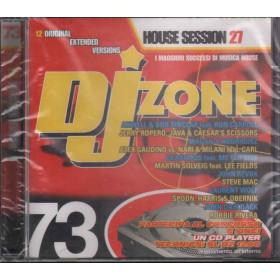 AA.VV. CD DJ Zone 73 - House Session 27 / Time Records Sigillato 8019991261200