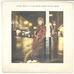 "Chris Rea Vinile 7"" 45 giri I Can Hear Your Heartbeat - M 7208 Nuovo"
