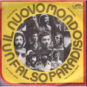 Il Nuovo Mondo Vinile 45 giri Un Falso Paradiso / ATA Records ATA ND 897 Nuovo