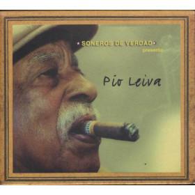 Pio Leiva CD Soneros De Verdad Present Pio Leiva Sigillato 8019991850633