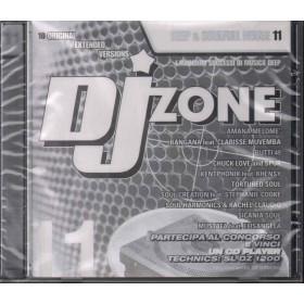 AA.VV. CD DJ Zone Deep & Soulfull House 11 / Time Sigillato 8019991261194