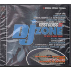 AA.VV. CD DJ Zone First Class 07 / Time Records Sigillato 8019991261156