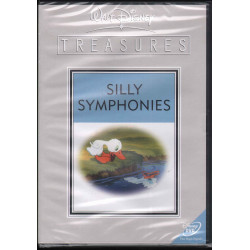 Treasures Silly Symphonies DVD Walt Disney Sigillato 8007038001384