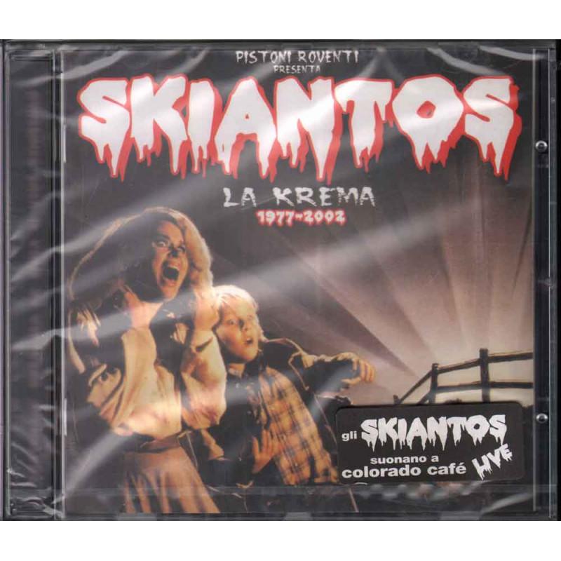 Skiantos CD Pistoni Roventi Presenta Skiantos La Krema 1977-2002 8016670836728