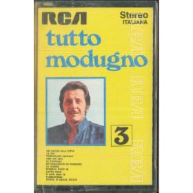 Domenico Modugno MC7 Tutto Modugno 3 / LPK 10552-3 Sigillata