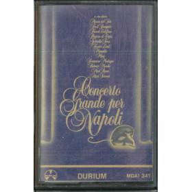 AA.VV MC7 Concerto Grande Per Napoli / MDAI 341 Sigillata