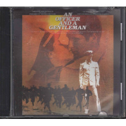 AA.VV. CD An Officer And A Gentleman OST Soundtrack / Island Masters ‎Sigillato
