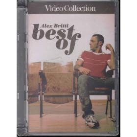 Alex Britti DVD Best Of Video Collection / Umiversal Sigillato 0602527652702