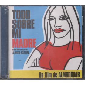 AA.VV. CD Todo Sobre Mi Madre / Universal Sigillato 0602567620822