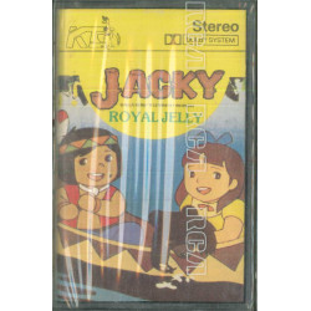 Royal Jelly MC7 Jacky OST / Kangaroo Team Records – ZPKKT 34150 Sigillata