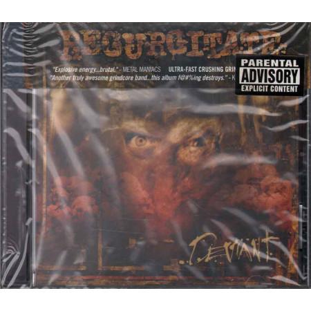 Regurgitate CD Deviant / Relapse Records Sigillato 0781676656523
