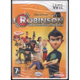 I Robinson Una Famiglia Spaziale Nintendo WII Sigillato 8717418123352