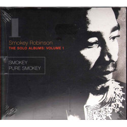 Smokey Robinson  CD The Solo Albums: Volume 1 Nuovo Sigillato 0602527409856