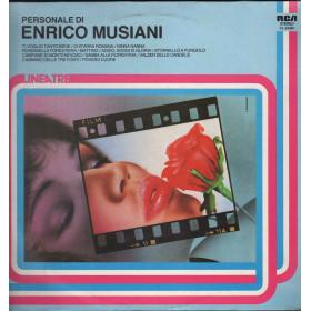 Enrico Musiani Lp Vinile Personale Di Enrico Musiani / RCA Linea TRE Sigillato