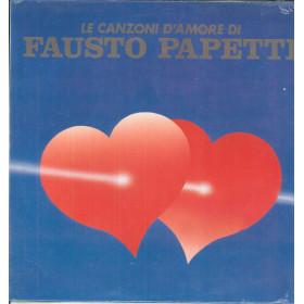 Fausto Papetti Lp Vinile Le Canzoni D'Amore Di / Diurium Sigillato