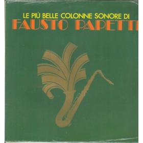 Fausto Papetti Lp Vinile Le Piu' Belle Colonne Sonore Di / Diurium Sigillato