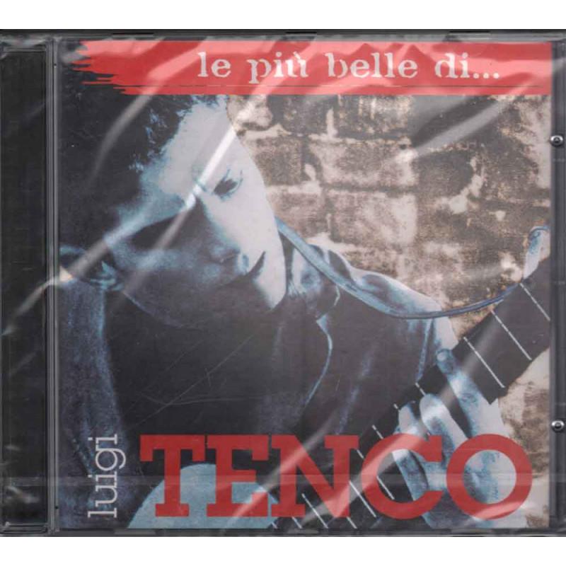Luigi Tenco CD Le Piu' Belle Di... Nuovo Sigillato 0886971152623