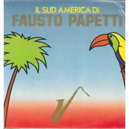 Fausto Papetti Lp Vinile Il Sud America Di / Durium Sigillato