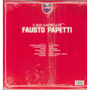 Fausto Papetti Lp Vinile Il Sud America Di / Diurium Sigillato