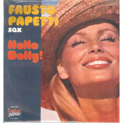 Fausto Papetti Lp Vinile Hello Dolly / Durium Start Sigillato