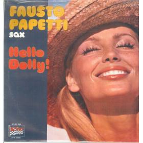 Fausto Papetti Lp Vinile Hello Dolly / Diurium Start Sigillato