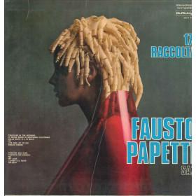 Fausto Papetti Lp Vinile 17 Raccolta / Durium ms A 77335 Nuovo
