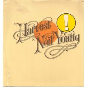Neil Young Lp Vinile Harvest / Reprise Records W 54005 Gatefold Sigillato